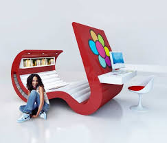 Image Teenage Girl Freshomecom Beautiful Hitech Teenage Furniture Freshomecom