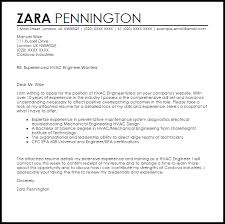 Cover Letter Photo Pic Hvac Mechanical Engineer Cover Letter