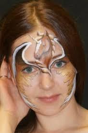 risultati immagini per unicorn face painting