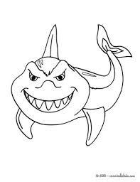 Small Picture Scalloped hammerhead shark coloring pages Hellokidscom
