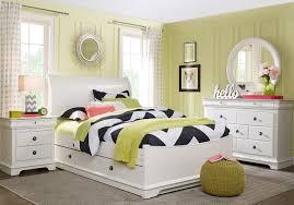 Affordable White Full Bedroom Sets - Girls Room Furniture