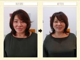 50代におすすめのレイヤーウルフカット 大人女性の髪型心理サイト