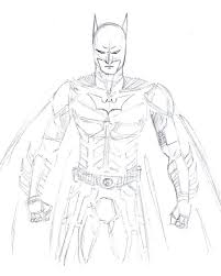 Small Picture Batman The Dark Knight Coloring Pages download free printable