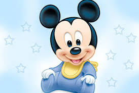 Mickey Mouse Wallpaper For Bedroom Baby Mickey Mouse Wallpaper