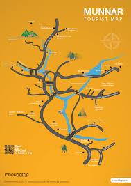 munnar tourist map – inboundtripcom