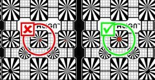 Lens Focus Chart Download Focal Lens Calibration Target Calibration Lens Chart
