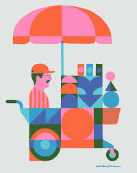 adrian johnson studio | Adrian johnson, Graphic artist, Inspirational  illustration