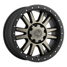 Black Rhino Tanay Wheels | Split-Spoke Multi-Spoke Truck Machined ...