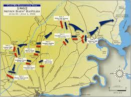 seven days campaign of   civil war trust