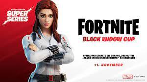 Nehmt am Black Widow (Duo) Cup am 11. November teil