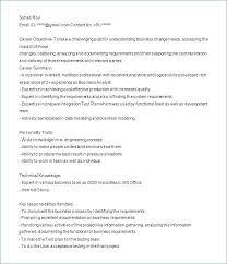 Sample Resume Skills And Abilities Resume Sample Directory