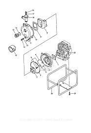 Echo wp 3000 sn f0000 f7298 parts diagram for pump frame diagram pump frame