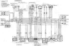1989 gsxr1100 wiring diagrams diagnose and troubleshoot 1989 canadian model wiring schematic gsxr1100