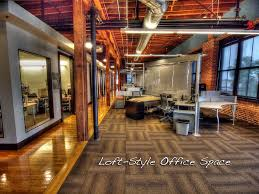 loft style office. Modren Loft Loft Style Office Space  By Abriggs For A
