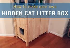 corner cat litter box furniture. How To Hidden Cat Litter Box Living In Flux Remodel 15 Corner Furniture
