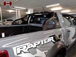 Toyota Hilux Hamer Warrior Series Roll Bar Sports Bar