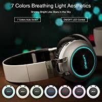 Picun <b>Bluetooth</b> Wireless <b>Headphones LED</b> Portable <b>Bluetooth</b> ...