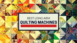 Best Long Arm Quilting Machines For Home Use • Sewing Made Simple & best long arm quilting machine Adamdwight.com