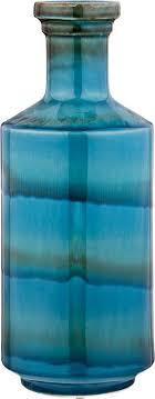 <b>Ваза Lefard</b> Коллекция <b>Модный Акцент</b>, 110-399, синий, 14,5 х 14 ...