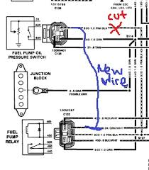 I have converted my TBI system to Carb and need to know how to rewire the  fuel pump relay... 1990 chevy k1500 350 SBC I