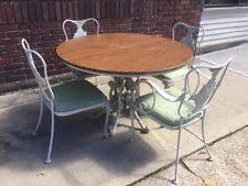 Woodard Wrought Iron Outdoor Furniture Sets