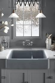 White Enamel Kitchen Sinks 17 Best Ideas About Cast Iron Farmhouse Sink On Pinterest