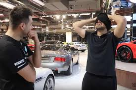 video dubai vlogger challenged to guess supercars by their sound around town shortlist dubai