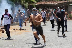 Resultado de imagem para protestas politicas en nicaragua