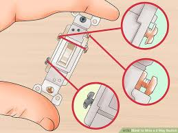 how to wire a 3 way switch 11 steps wikihow wire a 3 way switch diagram with fan image titled wire a 3 way switch step 3