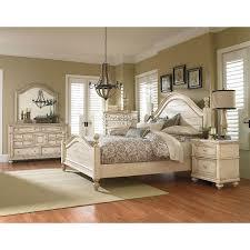 Queen bedroom set white   Devine Interiors