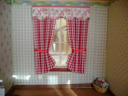 Yellow Gingham Kitchen Curtains Gingham Cafe Curtains New Interiors Design For Your Home