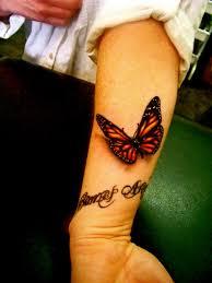 Beautiful Butterfly 3d Tattoo Ideas Tattoo Ideas Pictures Tattoo