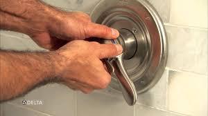 refundable delta shower faucet leaking installing kitchen leak