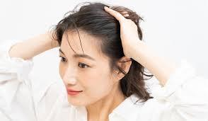 薄毛を目立たなくする髪型ふんわりボリュームのある女性におすすめの