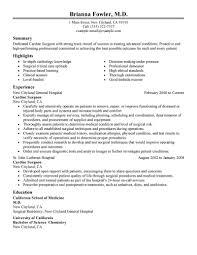 Sample Resume For Orthopedic Surgeon Surgeon Resumes Savebtsaco 7