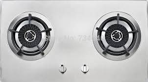 LPG stainless steel 2 burner gas stovekitchen appliance gas