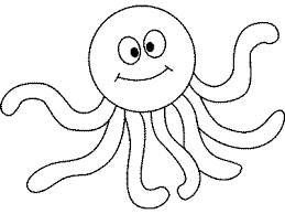 Small Picture How to Draw a Octopus for Kids Learn Step by Step Octopus Drawing