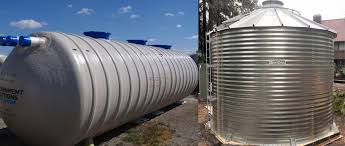 Above Ground Vs Underground Water Storage Tanks The Pros