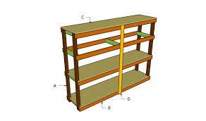 20 diy garage shelving ideas guide patterns garage shelves plans