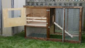 Simple Chicken Coop Design Family Chicken Coop Plans Up To 6 Chickens