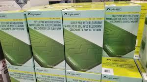 Costco Light Speed Costco Lightspeed Flexform Self Inflating Sleep Camp Mat 35