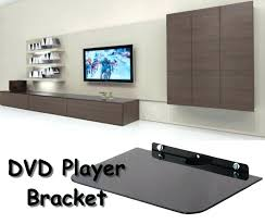 dvd player shelf player wall mount bracket shelf dvd player shelf argos
