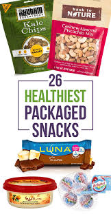 Gf 16 Snack Candy Vending Machine Inspiration 48 Packaged Snacks To Eat When You're Trying To Be Healthy