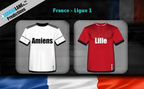 Image result for SC Amiens vs Lille Live pic