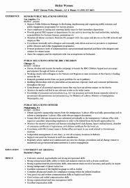 Public Relations Specialist Resume Sample Public Relations Resume Best Of Best Public Affairs 24