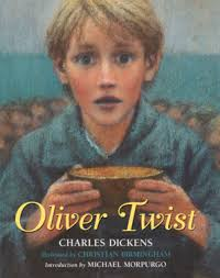 oliver twist by charles dickens and adapted by leslie baxter  oliver twist hardcover by