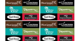 now is great time to sign up for topcashback because new members will get a 10 darden gift card from darden com