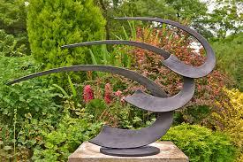 garden sculpture. garden sculpture