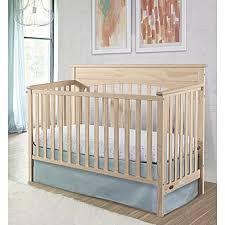 Graco Lauren 4-in-1 Convertible Crib - Whitewash