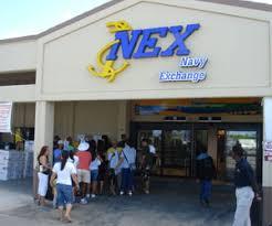 Guam Main Navy Exchange In Santa Rita Gu